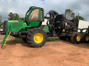 Forwarder John Deere 1910e 6w