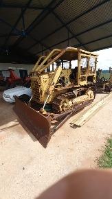 Trator de Esteira Caterpillar D4E 1991 SR