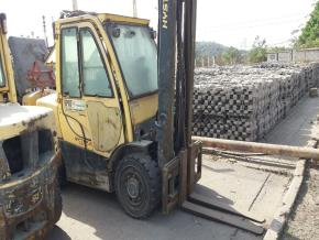 Empilhadeira Hyster MOD H90FT GLP Ano: 2013