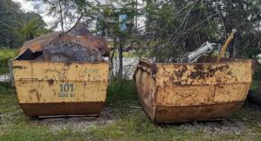 Sucata de Aço Comum Aprox. 30 Ton a gerar em 12 meses - Porto Velho RO