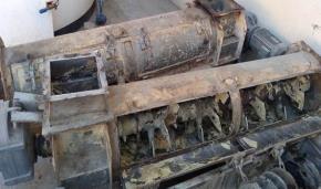 Condicionar das Paleteiras Aprox. 2 ton