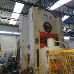 Prensa Tipo H Freio Fricção Fagor 250 ton