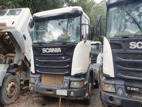 Caminhão Scania G440 A6X4 2015/2015
