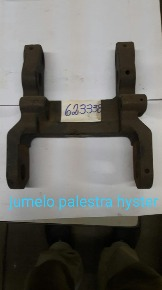 Jumelo Ref B2058037 Paleteira Hyster W602 Serie A231 N 1853