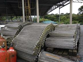 Esteiras Industriais Diversas – Aprox. 3 ton