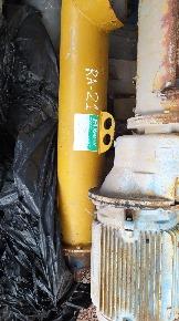 Rosca Alimentadora de Cimento Convicta Reversível 219 2012