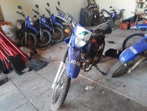 Moto Yamaha Xtz 125E 2013/2014