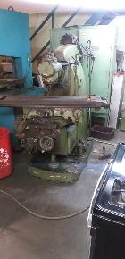 Fresadora de Mesa Universal Metalexport