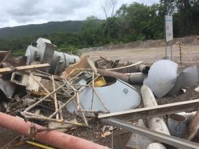 Sucata de Aço Comum Aprox. 310 Ton a gerar em 12 meses - Complexo MT