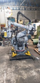 Robô de Solda Motoman UP130 2004