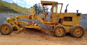 Motoniveladora Huber Warco 140 M serie ZB