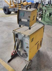 Máquina de Solda Esab Smw408 Topflex