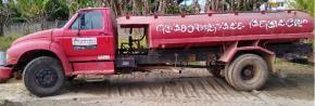 Caminhão Tanque - Pipa 1997