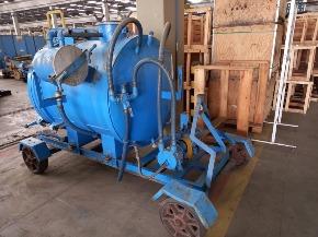 Sistema de Vácuo Sibravac com Capacidade para 18.000 litros